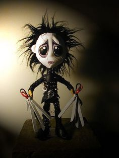Edward Scissorhands #TimBurton