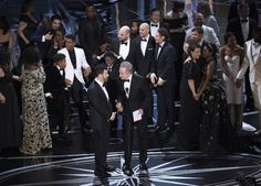 Jimmy Kimmel on Oscar flubs-there was more than one!  Starts with recap of Best Picture.