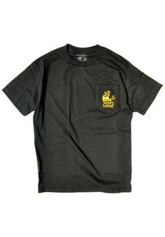 Doomsayers Doom-Wood-Pocket-Tee - titus-shop.com  #TShirt #MenClothing #titus #titusskateshop