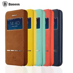 Find More Phone Bags & Cases Information about Baseus Classic For Apple iPhone 5S 5C Smart Case Cover Window View Clear Back Leather Flip Case,High Quality apple mac g4 laptop,China apple peeler corer and slicer Suppliers, Cheap apple pod from Baseus Flagship Store on Aliexpress.com