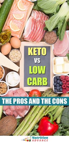 Keto vs Low Carb: The Pros and the Cons Keto Vs Low Carb, Paleo Vs Keto, Banting Recipes, No Carb Recipes, Wheat Belly Recipes, Paleo For Beginners, How To Cook Corn, Low Carbohydrate Diet, Low Carb Lunch
