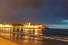 Playa de San Lorenzo, Gijón#, España# Foto: Óscar Hernández Rueda