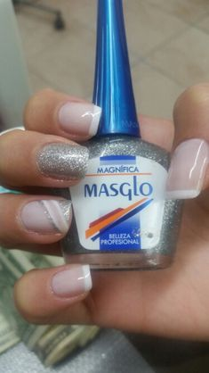 Masglo_oficial Love Nails, Nail Designs, Nail Polish, Make Up, Nail Art, Beauty, Gorgeous Nails, Nail Art Designs, Toe Nail Art