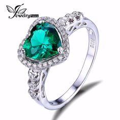 3ct Emerald Ring