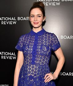 Emily Blunt | Daily Mail Online