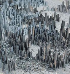 Staple City, all 100,000 of them.