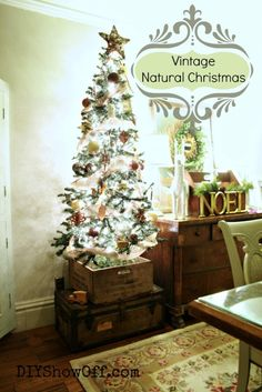 decorating dining rooms for christmas | Dining Rooms Archives - DIY Show Off ™ - DIY Decorating and Home ...