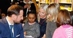 Haakon and Mette-Marit Visit Alna | The Royal Forums