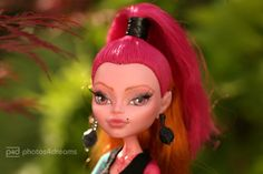 gigi outside / ooak doll by p4d | by photos4dreams