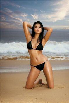 hot girl.. on the beach