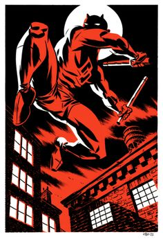 Daredevil by Michael Cho