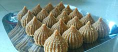 Churma Modak Recipe | Easy Modak Recipe
