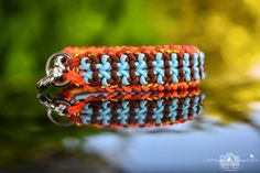 µa ribbon, free tutorial for a wide knotted bar -- Vortex Bar mit Sanctified Rand