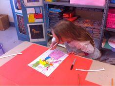 Splish Splash Splatter: 1st Grade