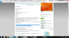 Anúncio publicado online pela Newschool.  Fonte: http://naturlink.sapo.pt/Emprego/Emprego-Nacional/content/Gestor-de-Qualidade-em-Servicos-mf06-11-12?bl=1