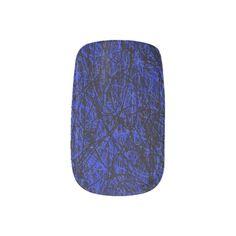 Shop ice Minx nails Minx Nail Wraps created by Mindgoop. Nail Polish Style, Minx Nails, Nail Sizes, Nail Wraps, Unique Fashion, You Nailed It, Fashion Forward, Salons, Manicure