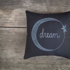Hey, I found this really awesome Etsy listing at http://www.etsy.com/listing/168427219/moon-and-star-pillow-cover-childs-room