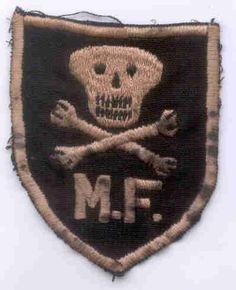 MIKE Force patch ~ Vietnam War