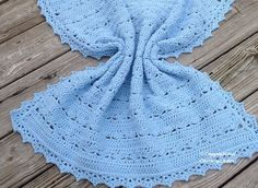 [Free Pattern] Simple Yet Beautiful, This Baby Blanket Is Simply Stunning - Page 2 of 2 - Knit And Crochet Daily
