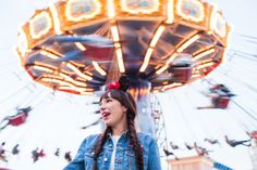 Mickey Denim, Lilly Belle, Eating the Day Away | Kelsey Bang