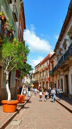 Guanajuato Mexico! El cervantino