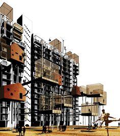mir_architettura, Francesca Da Canal · Recupero della Torre Tintoretto · Divisare