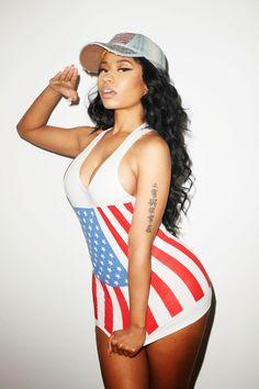 Nicki Minaj - Rolling Stone Magazine 2015