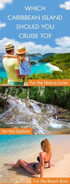 If you think cruising The Caribbean is all about lazy island hops between beaches, you've only skimmed the surface. For those who wanna do everything, nothing or something in-between, find out which Caribbean island is perfect for you!