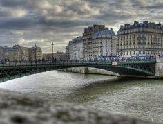 pont d'Arcole - Paris 4e