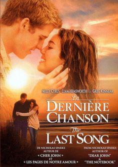 La Dernière chanson (2010) Regarder La Dernière chanson (2010) en ligne VF et VOSTFR. Synopsis: Une adolescente un peu rebelle se voit envoyée dans une ville côtière du sud...