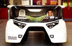stella lux, stella, solar-powered family car, solar-powered car, world solar challenge, solar team eindhoven, energy positive car, zero fuel car