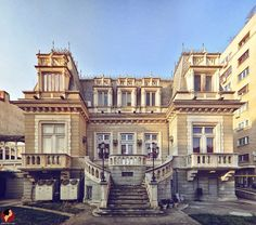 CASA OTETELEŞANU - Bucharest Palace Of The Parliament, Capital Of Romania, Beautiful Park, Eastern Europe, Dan, Destinations, Spaces, Times, Adventure