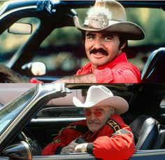 Greatest Movies, Iconic Movies, Classic Movies, Sally Fields, Midnight Club, Smokey And The Bandit, Burt Reynolds, Picture Comments, Hot Rides