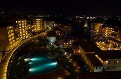 Porto Cupecoy by night