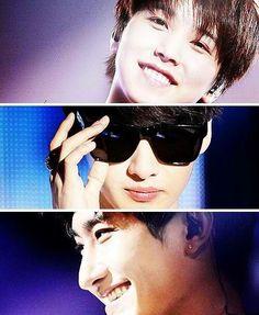 Sungmin, Eunhyuk, Zhoumi ♡ Super Junior