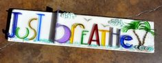 JUST BREATHE! Commission piece