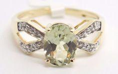 1-36-Ct-Zultanite-04-Ct-Diamond-Ring-14k-Solid-Gold-NWT-Rare-Natural-Sz-8