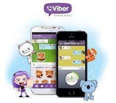 Viber miễn phí mới nhất cho di động Android, iOS