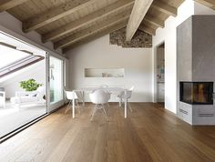 Woodline - Smart XL, Rovere Naturale