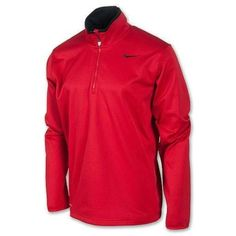MEN'S NIKE THERMA-FIT SPHERE WARM 3D THERMAL JACKET TOP PULLOVER #NIKE #THERMAL14ZIP Thermal Jacket, Winter Coat, Nike Jacket, Nike Men, Cool Things To Buy, Leather Jacket, Warm, Pullover, 3d