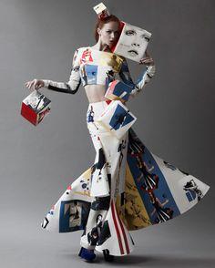 Wearable art by Tina Kalivas