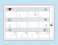Het schrijfspel wordt gezien als het hart van de methode Schrijven leer je zo!. Met het schrijfspel kan het kind alle aandacht richten op het afleggen van een goed traject en de ideale vorm. Het schrijfspel biedt drie oriëntaties binnen de motorprogrammering.  1.van groot naar klein schrijven: van walvis naar muis (vormconstantie);  2.van zwaar naar licht drukken: van nijlpaard naar mug (kracht- en drukregulatie);  3.van langzaam naar snel schrijven: van slak naar haas (ritme en maat).