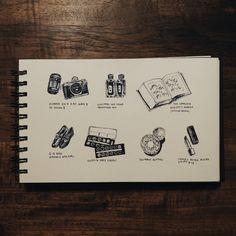 Fountain Pen Drawing, Minimal Drawings, Art Diary, Colorful Cakes, Novelty Print, Traditional Art, Drawing Sketches, Cool Art, Graffiti