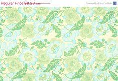 Inventory Reduction Amy Butler Fabric  1 Yard by ThreeDollsFabrics, $7.38