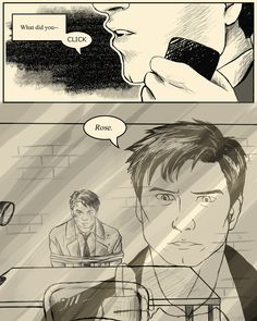 SuperWhoLock: The Comic  First < 113>