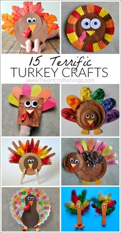15 Terrific Thanksgi
