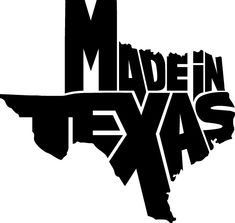 Made in Texas Decal Sticker X Can be used on: Glass Windows Cars Tablets Phones Etc. *If you attach a decal to a glass cup, tumbler, other cups, make sure to hand wash* Cricut Vinyl, Vinyl Decals, Star Stencil, Stencils, Texas Humor, Texas Tattoos, Texas Shirts, Ink Addiction, Texas Pride