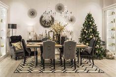 Články :: ŠTÝL :: 200 m2 dobrého dizajnu vo varšavskej Arkadii - Westwing Home & Living začína s kamenným predajom Home And Living, Dining Table, Table Decorations, Live, Furniture, Glamour, Home Decor, Decoration Home, Room Decor