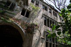 Abandoned City Methodist Church - Gary Indiana