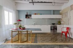 Appartement vintage à Barcelone par Nook Architects